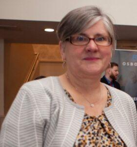 Andrea Shupinski, Accountant