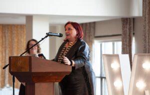 Aileen Eglington President DLR Chamber
